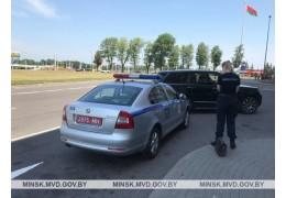 Водитель предложил инспектору 40 белорусских рублей