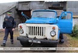 Рабочая группа Жабинковского РОВД изучила ход уборочной кампании в АПК