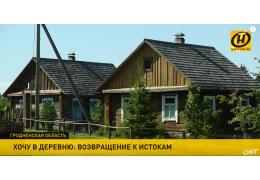 В Беларусь возвращается мода на загородное жилье. Кто покупает «домик в деревне»