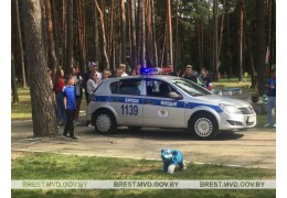 """""""Безопасное лето"""" в Берёзовском районе"""