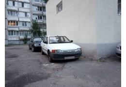 В Пинске раскрыта кража автомобиля