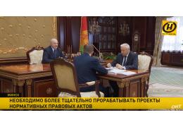 Лукашенко поддержал: Лицензий станет меньше, а селхозпредприятиям помогут