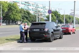 Комплекс «Мобильный инспектор» работает в Бресте