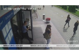 Разыскивается мужчина, который может быть причастен к хищению ноутбука