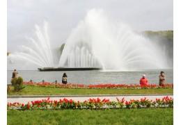 Сезон работы городских фонтанов завершится в конце сентября