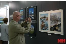 Персональная выставка Анатолия Дрибаса стала фотопризнанием в любви к Минску
