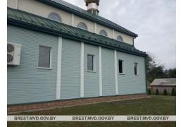 В Ивановском районе похищены иконы