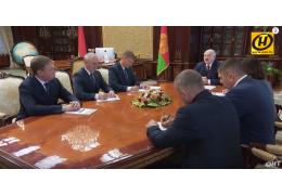 Лукашенко: В политике мы начали сдавать экзамен