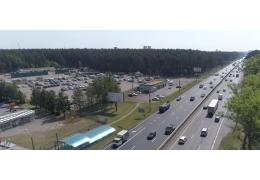 В Минске 22 сентября временно ограничат движение на ряде улиц