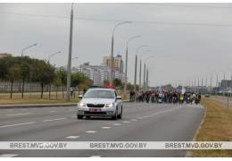 """Масштабным велопробегом закончилась """"Европейская неделя мобильности"""""""