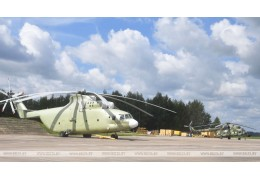 Оршанский авиаремонтный завод нарастил выпуск продукции более чем в 2 раза