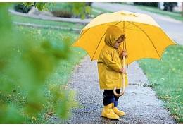 В Минске 29 сентября возможен кратковременный дождь