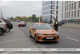 В Бресте инспекторами ГАИ выявлен «водитель-нелегал»