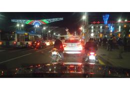 Розыск очевидцев ДТП в г. Минске, в котором пострадал мотоциклист