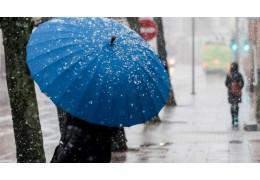 Дождь с мокрым снегом ожидается в Минске 8 октября