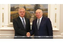 Зась и Мезенцев подтвердили приверженность РБ и РФ союзническим обязательствам