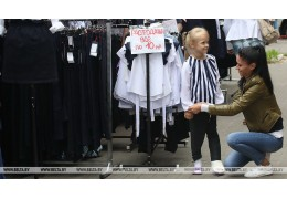 В Гомельской области выявлены нарушения в торговых точках с товарами для детей
