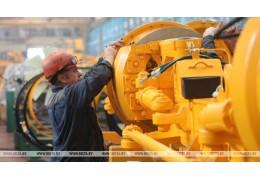 БелАЗ развивает фирменный сервис в Новосибирской области