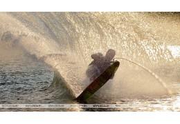 Белорусские воднолыжники пробились в финал I Всемирных пляжных игр в Катаре
