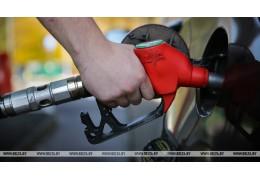 В Беларуси растут продажи высокооктановых бензинов