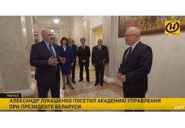 Лукашенко: выберем президента и парламент, которые белорусам нужны, а не Востоку