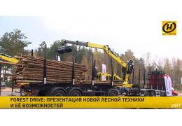 Белорусские супермашины. Тест-драйв спецтехники в экстремальных условиях