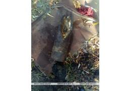 В Бресте обнаружены боеприпасы