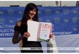 В Бресте прошел областной этап конкурса «Автоледи»