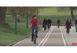 В столице продлили прокат велосипедов