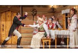 Купаловский театр выступит с гастролями в Гродно
