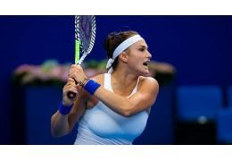 Арина Соболенко победила Элизе Мертенс и вышла в полуфинал  турнира WTA в Чжухае