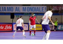 Сборная Беларуси по мини-футболу вышла в элитный раунд квалификации ЧМ