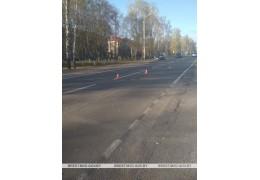 В Пинском районе погибла 18-летняя девушка-пешеход