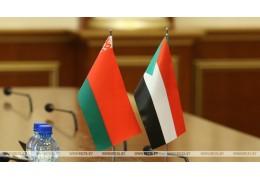 Посол Беларуси вручил копии верительных грамот министру иностранных дел Судана
