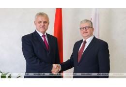 Зась обсудил с польским коллегой проблематику международной безопасности