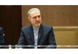 Иран рассчитывает на дальнейшее укрепление дружеских отношений с Беларусью