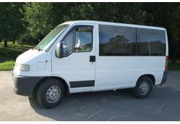 Аренда авто (микроавтобус) по г. Минску/Беларуси - Ford Transit