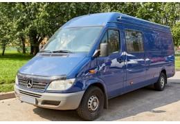 Аренда авто (микроавтобус) по г. Минску/Беларуси - Mersedes Sprinter