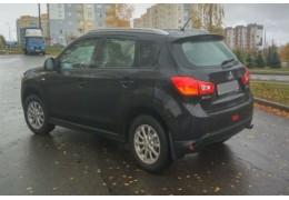 Аренда авто по г. Минску/Беларуси - Mitsubishi ASX I intense