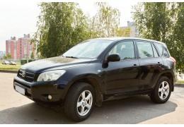 Аренда авто по г. Минску/Беларуси - Toyota Rav4