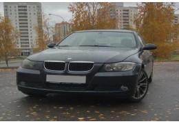 Аренда авто по г. Минску/Беларуси - BMW 320