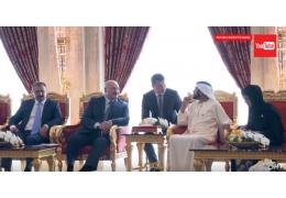 Последние подробности визита Лукашенко в ОАЭ
