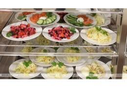 Новые блюда для весеннего меню тестируют в минских школах и гимназиях