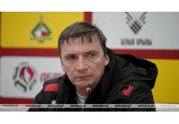 Михаил Мархель назвал окончательный состав сборной Беларуси по футболу на матчи