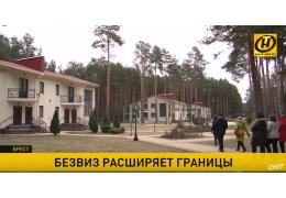 В Беларусь приезжает все больше туристов. Безвиз расширяет границы