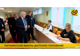 Телеведущий, министр, футболист-легенда – на избирательных участках