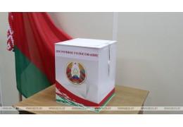 Более 35% белорусов досрочно проголосовали на выборах