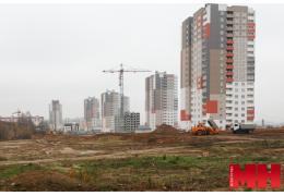 Во Фрунзенском районе застраивают новый жилой квартал. Узнали, что еще там будет