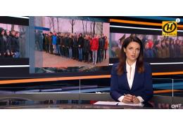 Осенний призыв: 1500 новобранцев пополнили ряды белорусской армии