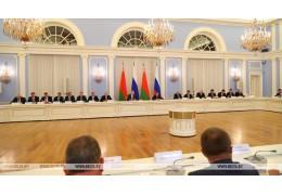 Румас призвал не нарушать регулярность проведения заседаний союзного Совмина